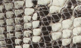 Natural Embossed Leather swatch image