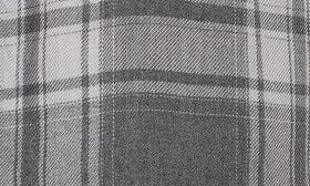 Grey December Rose Plaid swatch image