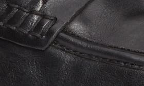 True Black Leather swatch image