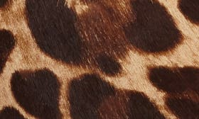 Louisiana Leopard Pony Hair swatch image