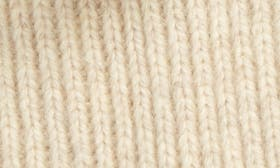 Cream Heather Wool swatch image