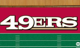 San Francisco 49Ers swatch image