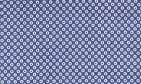 White/ Blue Dot swatch image