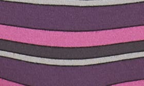 Currant Stripe swatch image