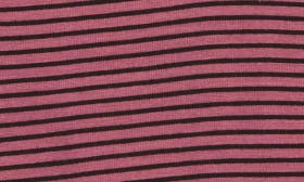 Mauve/ Black Stripe swatch image