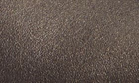 Anthracite/ Black Leather swatch image