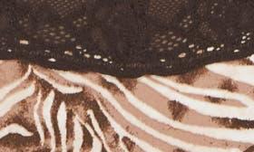 Natural Zebra Print swatch image