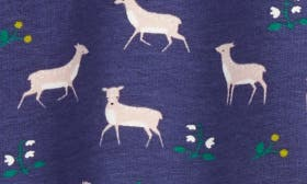 Naval Blue Baby Fawn swatch image