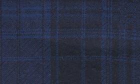 Blue Blue Blanket Plaid swatch image