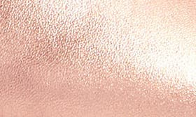 Metallic Blush Leather swatch image