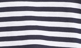 Navy Peacoat Tracy Stripe swatch image