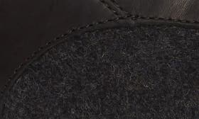 Black/ Dark Shadow Wool swatch image