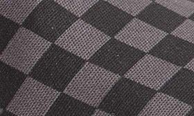 Checkerboard/ Black/ Pewter swatch image