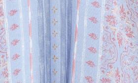 Blue Tiled Stripe swatch image