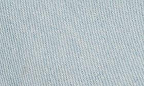 Light Blue Denim Fabric swatch image
