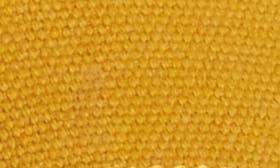 Saffron Leather swatch image