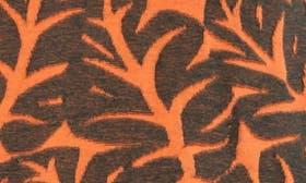Papaya / Palm Leaf swatch image