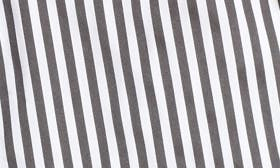 Black/ White Lucy Stripe swatch image