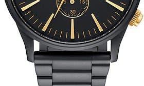 Black Matte/ Gold swatch image