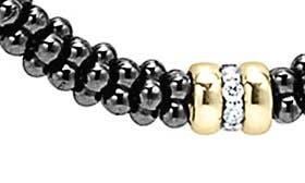 Black Caviar/ Gold swatch image