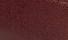 Dark Red Leather swatch image