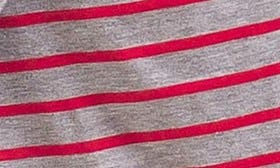 Grey/ Tomato Stripe swatch image