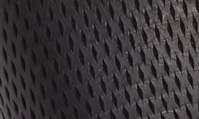 Keops Black Leather swatch image