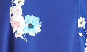 Blue Floral swatch image