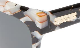 Luxe Marble/ Black Solid swatch image