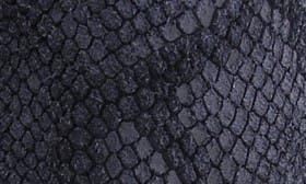 Blue Embossed Suede swatch image
