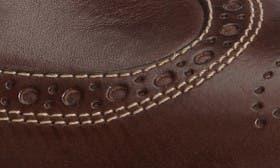 Dark Brown Calfskin Leather swatch image