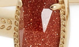 Goldstone/ Gold swatch image