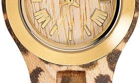 Cheetah Print/ Tan/ Gold swatch image