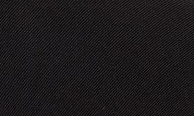 All Black Faux Leather swatch image