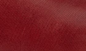 Cherry Red Leather swatch image