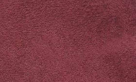Wine Faux Suede swatch image