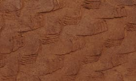 Whiskey/ Sandstone Leather swatch image