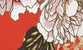 Red Multi Floral swatch image