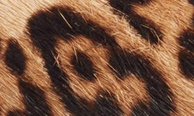 Sand Leopard Calf Hair swatch image
