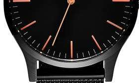All Black/ Rose Gold swatch image