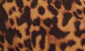 Leopard Print Fabric swatch image