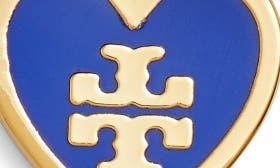 Blue Dahlia / Tory Gold swatch image