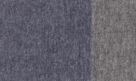 Navy Midnight - Grey swatch image