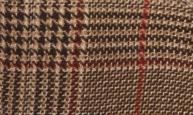 Brown/ Red Fabric swatch image