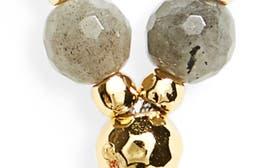 Labradorite / Gold swatch image