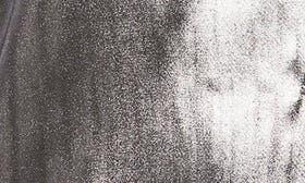 Black W/ Pewter Foil swatch image