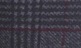 Red Black Glenn Windowpane swatch image