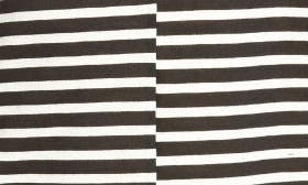 Black Rock- White Stripe swatch image