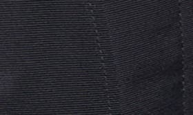 Navy W Blk Fur swatch image