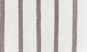Ivory Egret Emmy Stripe swatch image